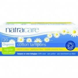 Tampoane interne Natracare (20 buc)