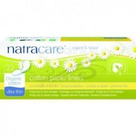 Protej slip zilnic ultra-subtire Natracare (22 buc)