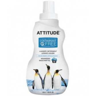 Detergent lichid cu miros de flori de camp Attitude