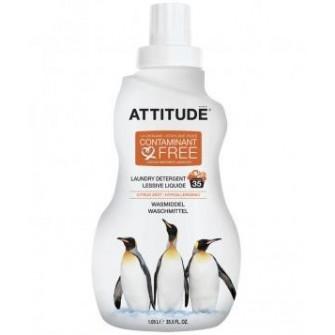 Detergent lichid cu miros de citrice Attitude
