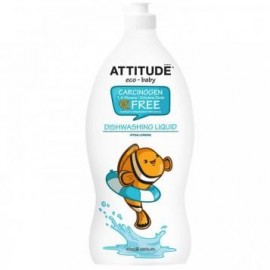 Detergent lichid de vase si biberoane Attitude