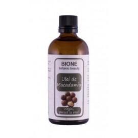 Ulei de macadamia virgin Bione