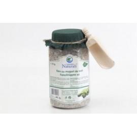 Sare de baie cu plante medicinale - muguri de brad
