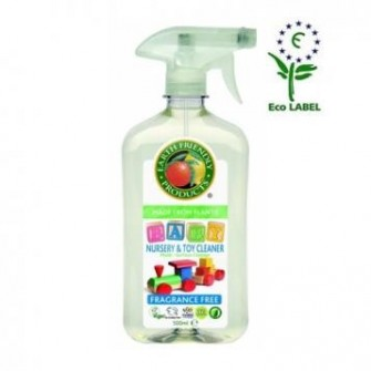 Dezinfectant de jucarii, fara miros, Earth Friendly Products