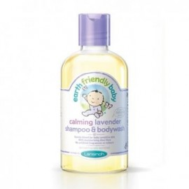 Sampon si gel de dus levantica, Earth Friendly Baby