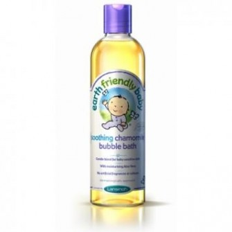 Spuma de baie musetel, Earth Friendly Baby