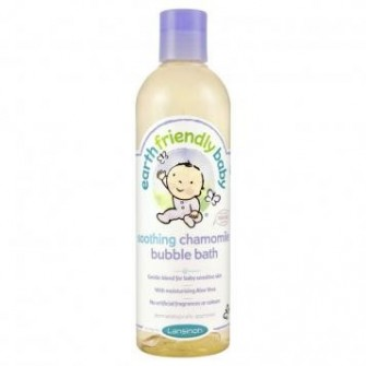 Crema de corp musetel, Earth Friendly Baby