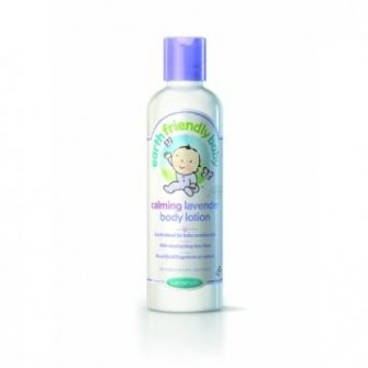Crema de corp levantica, Earth Friendly Baby