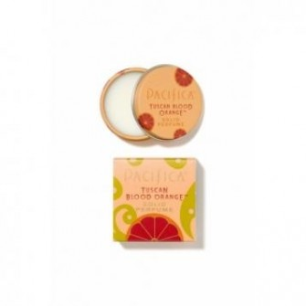 Parfum solid Tuscan Blood Orange -  citrice, Pacifica