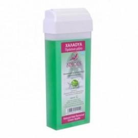 Roll-on ceara naturala de zahar pentru epilat, aroma mar verde Simoun