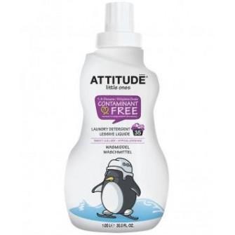 Detergent lichid pentru rufele bebelusilor Sweet Lullaby Attitude