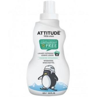 Detergent lichid pentru rufele bebelusilor Pear Nectar Attitude
