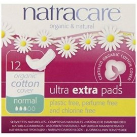 Absorbante ultra extra de noapte Natracare
