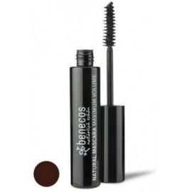 Mascara naturala maximum volume Benecos