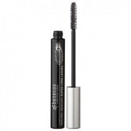 Mascara naturala superlong lashes carbon black Benecos