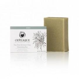 Sapun solid cu tea tree si argila Odylique