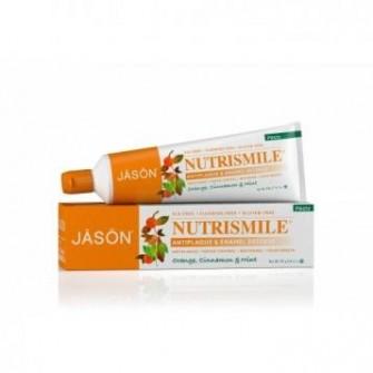 Pasta de dinti Nutrismile Anti Tartru Jason
