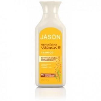 Sampon bio vitamina A,C,E pentru par uscat si deteriorat Jason