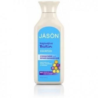 Sampon bio biotin pentru intarire, fire despicate Jason