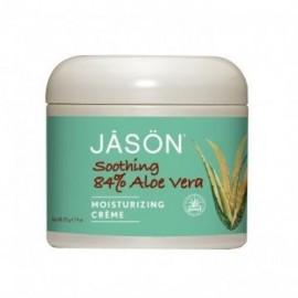 Crema de fata,restructuranta,anti-rid,cu84% aloe vera organica Jason
