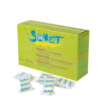 Tablete masina de spalat vase Sonett