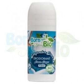 Deodorant bio roll-on ginger Born to Bio