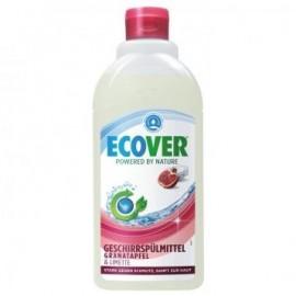 Detergent lichid pentru vase cu rodie si lime Ecover