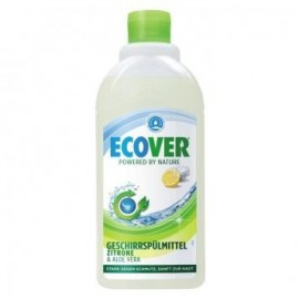Detergent lichid pentru vase cu lamaie si aloe vera  Ecover