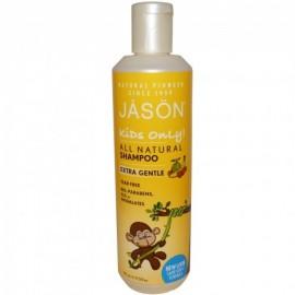 Sampon delicat pentru copii banane si capsuni Jason