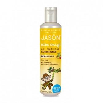 Balsam de par pentru copii banane si capsuni Jason