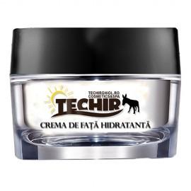 Crema hidratanta de fata Techir
