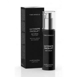 Time Miracle - Cremă de zi antirid ultimate facelift Madara