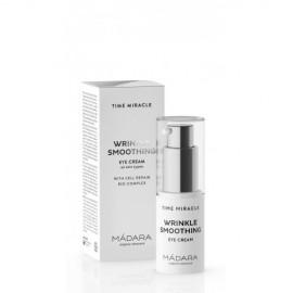 Time Miracle Crema de ochi Wrinkle Smoothing Madara