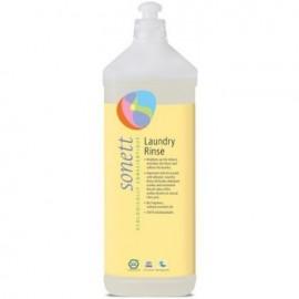 Solutie ecologica (balsam) pentru clatire rufe Sonett