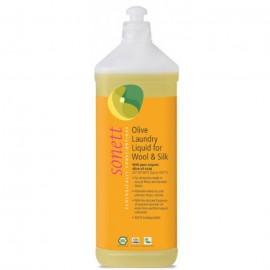 Detergent ecologic lichid pentru lana si matase Sonett