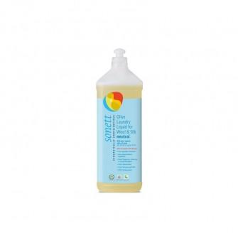Detergent ecologic lichid pentru lana si matase neutru Sonett