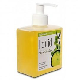 Sapun lichid /gel de dus bio citrice-maslie Sodasan