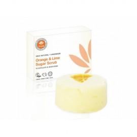 Scrub de corp PHB pe baza de zahar cu portocala si lamai