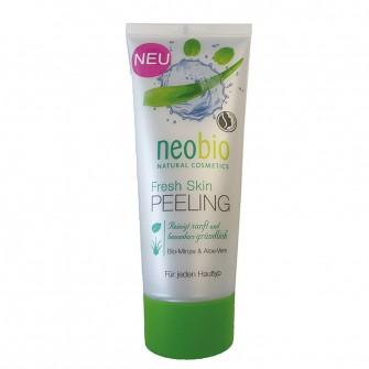 Peeling fresh skin Neobio