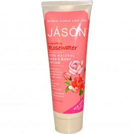 Crema bio cu trandafiri si glicerina Jason