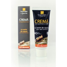Crema unguent pentru masaj terapeutic Faviammodytes
