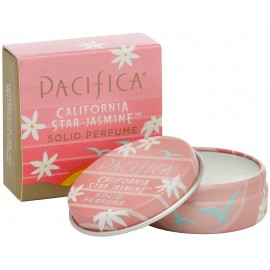 Parfum solid California Star Jasmine - fresh, Pacifica