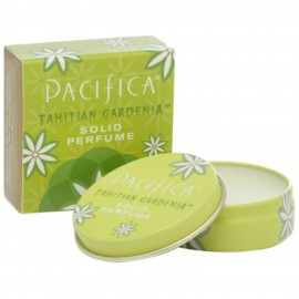 Parfum solid Tahitian Gardenia - dulce, Pacifica