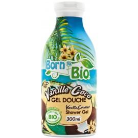 Gel de dus bio vanilla coconut Born to Bio