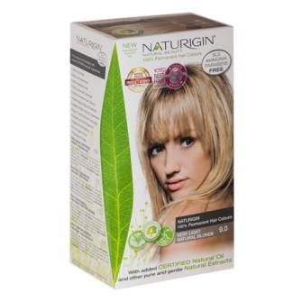 Vopsea permanenta Naturigin 9.0 Blond natural foarte deschis