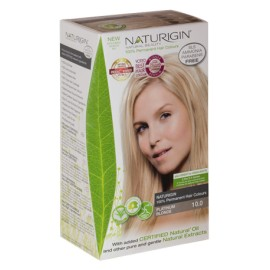 Vopsea permanenta  Naturigin 10.0 Blond platinat