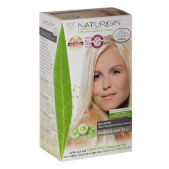 Vopsea permanenta  Naturigin 11.0 Blond extrem