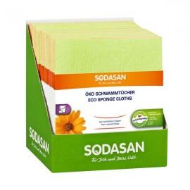 Lavete ecologice pentru curatare 2 bucati  Sodasan