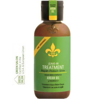 Tratament leave-in cu ulei de aragan 120 ml DermOrganic