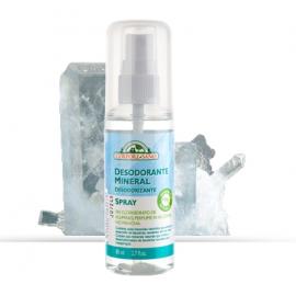 Deodorant mineral spray cu alaun Corpore Sano, 80 ml